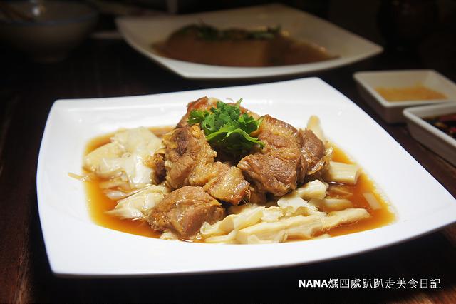 登富茶坊-客家菜.控肉